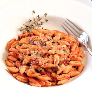 Pasta, Noodles, Gnocchi